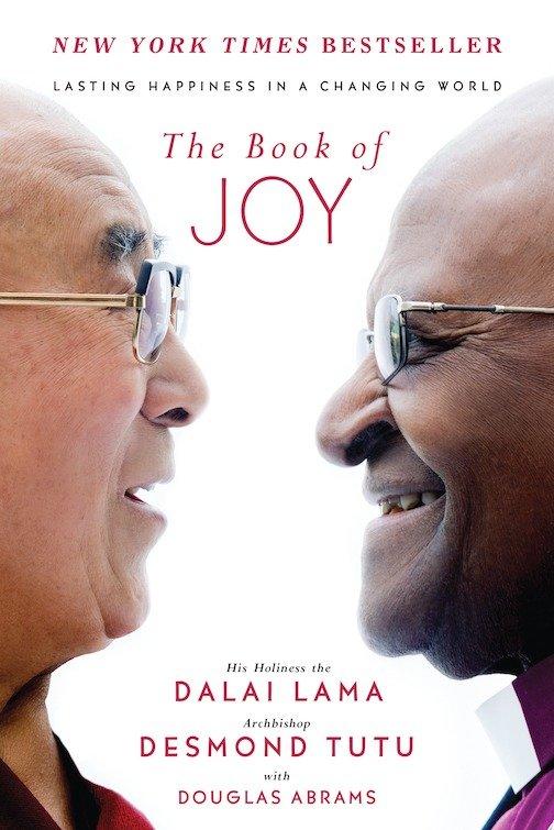 Book of Joy book cover